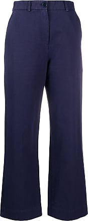 Ymc You Must Create straight leg trousers - Blue