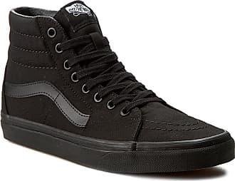 Vans Sneakers VANS - Sk8-Hi VN000TS9BJ4 Black Black Black a297439d1e7