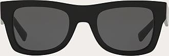 Valentino Valentino Occhiali Vltn Square Frame Acetate Sunglasses Man Black Acetate 100% OneSize