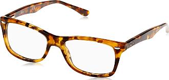 Ray-Ban Óculos de Grau Ray Ban Rx5228 5712/50 Havana Marrom/cinza