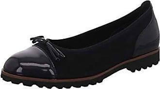 GABOR NUDE Schuhe GABOR Damen Ballerina (flach) beigenatur