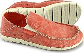Body Glove Womens Boardwalker Sandal, Coral/Parchment, 10 M US