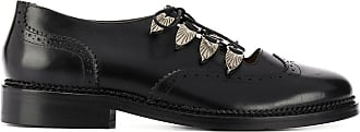 Toga Archives lace-up brogues - Preto