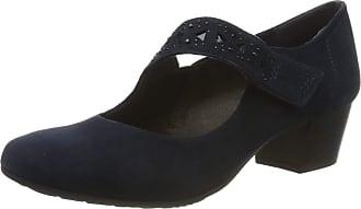 Jana Womens 8-8-24303-23 Loafers, Blue (Navy 805), 5 UK