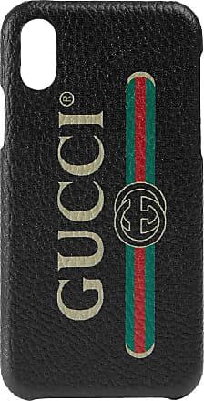 5e446a010107 Gucci Gucci Print iPhone X case - Black