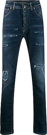 John Richmond Calça jeans slim Liam - Azul