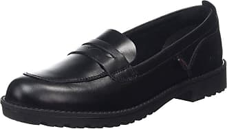 Kickers Womans Lackly Loafer | Black