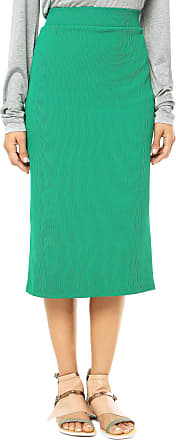 Finery Saia Finery London Midi Verde