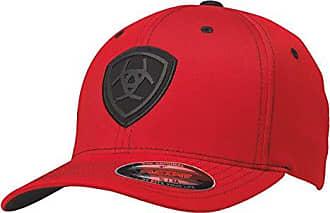Large/X-Large Ariat Men's Flex Fit Hat Gray