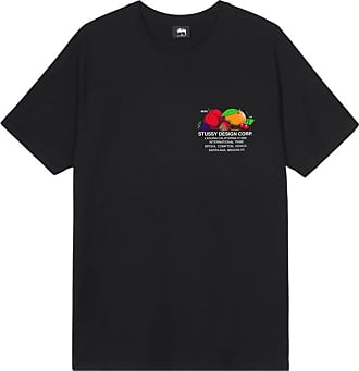 Stüssy Fresh fruit t-shirt BLACK S