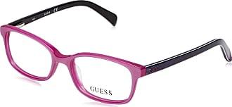 Guess Unisexs GU9158 081 46 Optical Frames, Viola Luc