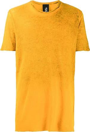 Thom Krom Camiseta decote careca - Amarelo