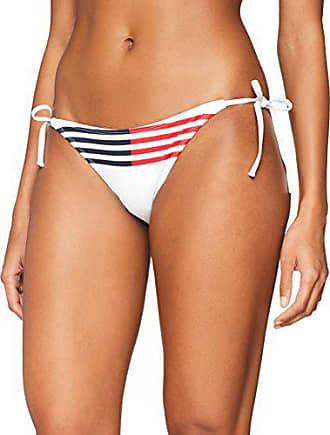 6dfd7abc371a Tommy Hilfiger String Side Tie Bikini Braguita, Blanco (Bright White 105),  36