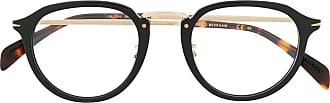 David Beckham Armação de óculos redonda DB 1014 - Preto
