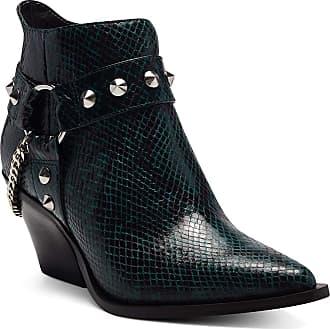 Jessica Simpson Womens Zayrie Fashion Boot, Rainforest Green, 4.5 UK
