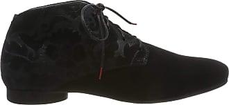 Think Womens Guad_585274 Desert Boots, (Schwarz 00), 6.5 UK
