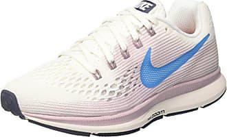 best service f62f0 fe71b Nike Air Zoom Pegasus 34, Scarpe Running Donna, Multicolore (Summit White Equator