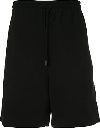 Wardrobe.NYC Release 02 classic track shorts - Black