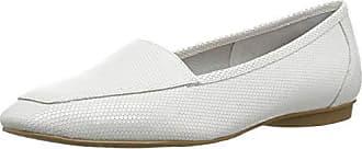 Donald J Pliner Womens Deedee-EK Loafer Flat Off White 7.5 B US