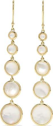Ippolita Lollipop Lollitini 18-karat Gold Mother-of-pearl Earrings