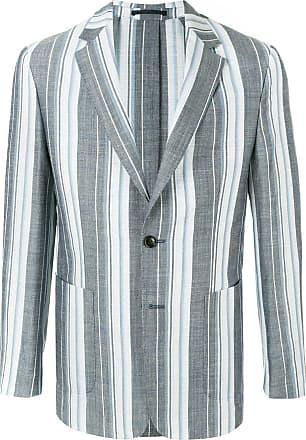 Cerruti striped blazer - Multicolour
