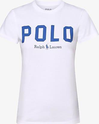 Polo Ralph Lauren Damen T-Shirt weiss