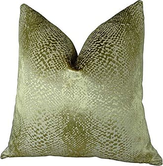 Plutus Brands Plutus Hidden World Gold Handmade Throw Pillow 12 x 20