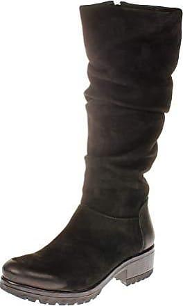Damen Schuhe Stiefel Maca Kitzbühel 2506 nappa-nero