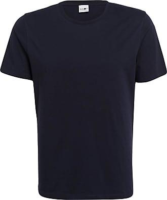 Nn.07 T-Shirt PIMA - DUNKELBLAU