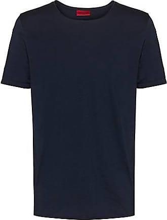 HUGO BOSS Regular-fit T-shirt with extra-long length