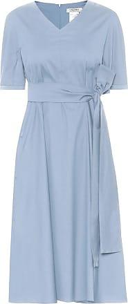 Max Mara Lea cotton-blend midi dress