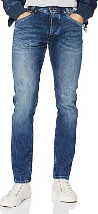 Pepe Jeans London Mens SPIKE PM200029 Jeans, Denim (11oz Streaky Stretch Dk), 34W/30L