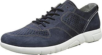 Geox Mens M Brattley 2 Fashion Sneaker Navy 41 EU/8 M US