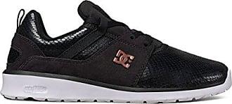 DC Shoes Womens Shoes Heathrow Se - Low Shoes - Women - US 5 - Black Black/Black US 5 / UK 3 / EU 36