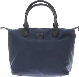 Woolrich Tote Bag WS Ann Small Tote Bag Woman Blue Size: One Size