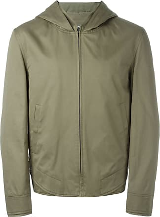 Hussein Chalayan hooded jacket - Di colore verde
