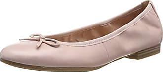Tamaris Damen 1 1 22110 22 521 Geschlossene Ballerinas Pink (Rose 521), 36 EU