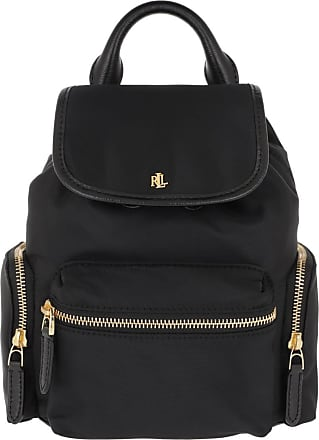 Lauren Ralph Lauren Backpacks - Keely Small Backpack Black - black - Backpacks for ladies