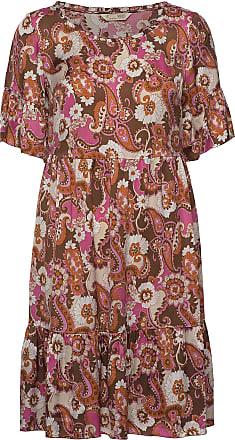 Odd Molly Mesmerizing Short Dress Kort Klänning Multi/mönstrad ODD MOLLY