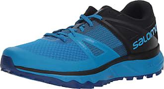 Salomon Tênis Trail Running Trailster, Salomon, Masculino, Azul, 45