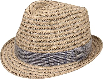 Stetson Sombrero de Paja Lopez Toyo Trilby by Stetson 72a4c17cfe2
