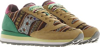 Saucony Sneaker jazz triple limited edition in camoscio fantasia 37.5