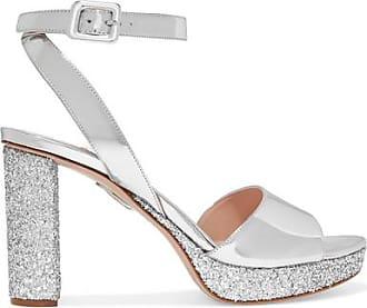 d5ac65c84a0 Miu Miu® Platform Heel Sandals − Sale: up to −40% | Stylight