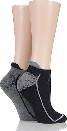 Womens Cushion Sole Comfort Padding Active Sports Trainer Socks UK 4-8 EU 37-42