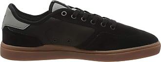DC Mens Vestrey Skateboarding Shoes, Black (Black/Black/Gum Kkg), 6.5 UK