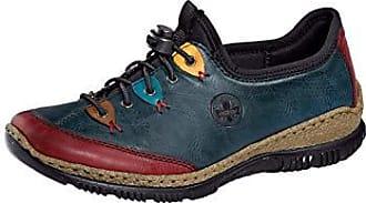 Rieker M6052 14 Größe 43 Blau (blau): : Schuhe