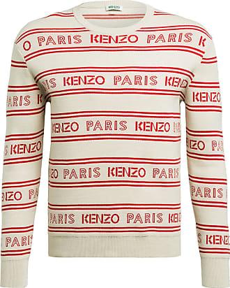 Kenzo Pullover - HELLBEIGE/ ROT
