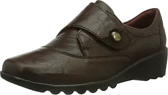Romika Carree 06, Womens Loafer Flats, Brown (Espresso 376), 6.5 UK