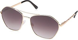Vince Camuto Womens Vc824 Rgox Non-Polarized Iridium Square Sunglasses, Rose Gold, 60 mm