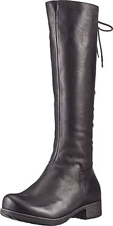 Think Womens Denk_181022 Boots, Black (Black 00), 6.5 UK